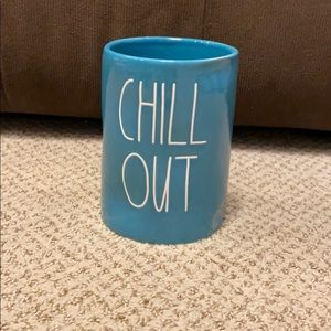 Rae Dunn CHILL OUT Candle